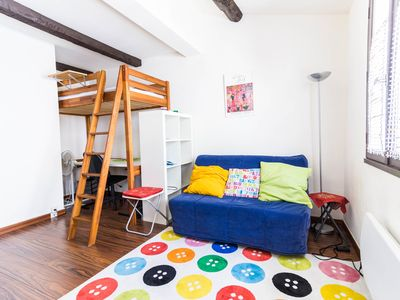 Photo for CHARMING STUDIO IN AIX-EN-PROVENCE FOR 2 PEOPLE