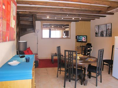 Photo for Comfortable cottage in the village center of Moux to discover the Morvan