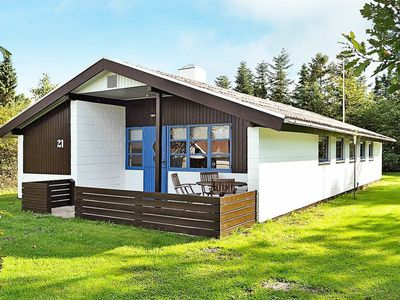 Photo for Elegant Holiday Home in Ansager near Lake