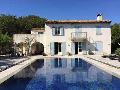 Photo for Luxury secluded beautiful villa with fabulous pool and panoramic views.