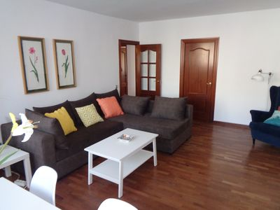 Photo for house in the center and five minutes from the beach