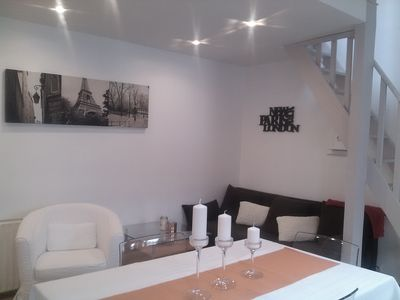 Photo for NANTERRE / DEFENSE 4 beds renovated