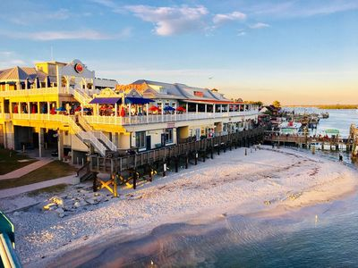 Photo for 20 STEPS TO THE BEACH - BEACHFRONT COUPLES RETREAT