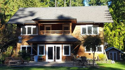 Photo for Private Forested Cottage-feel Home on Bainbridge Island