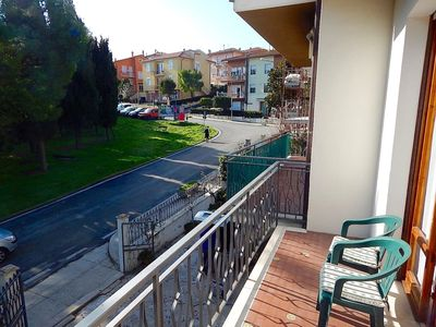 Photo for S173 - Sirolo, large three-room apartment convenient to the left services