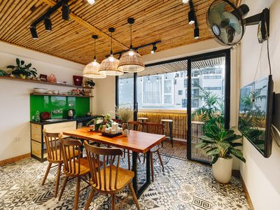 Photo for The Autumn Homestay-Green Room- cozy, central in Ha noi, 50m to the West lake