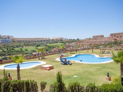 Photo for Holiday apartment Puerto de la Duquesa for 1 - 6 persons with 2 bedrooms - Holiday apartment