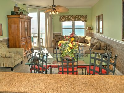 Photo for WOW! Beautiful Waters Edge 604 Penthouse! Sleeps 8! 3 Bedrooms/3 Full Baths!
