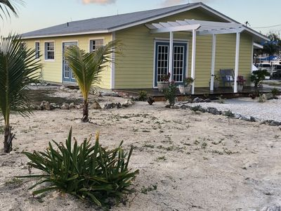 Photo for Waterfront, Family Friendly, Bahamian Retreat with Dock