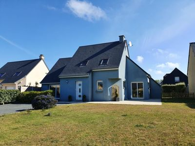 Photo for Vacation home Blue House (BAY403) in Bretteville sur Ay - 6 persons, 3 bedrooms