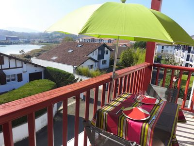 Photo for 1BR Apartment Vacation Rental in Ciboure, Aquitaine