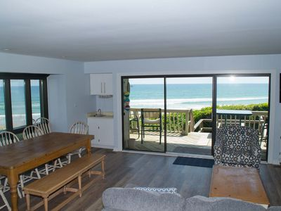 Photo for Spacious, multilevel oceanfront condo with great views and recent updates