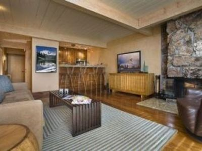 Photo for Gorgeous One Bedroom Condo at the Base of Aspen Mountain - Christmas - New Years