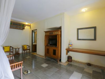 Photo for Spacious 3 Bedroom villa near Ubud  features 2 swimming pool and 2 gazebos