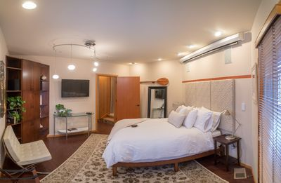 Photo for Quiet, private, very comfortable guest suite just 7 minutes from downtown Bend!