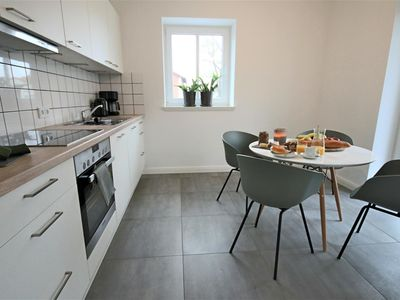 Photo for Villa Lindholm Whg 1 - Your modern apartment in the heart of Binz