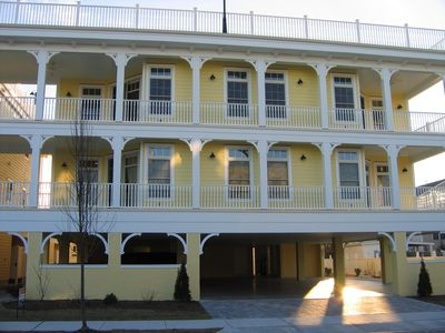 """Photo for Gorgeous Wildwood Condo in desirable """"New Orleans"""" property."""