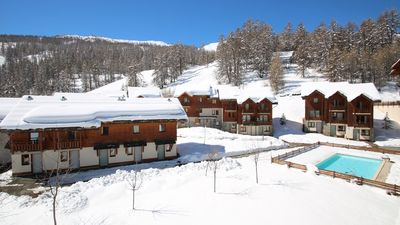 Photo for CH18PAE - DUPLEX CHALET 2 BEDROOMS, TERRACE AND BALCONY