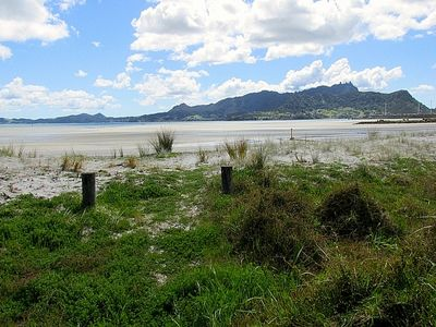 Photo for Manaia View Bach - One Tree Point Bach