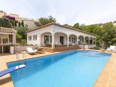 Photo for Casas Alfas Villa, Sleeps 8 with Pool, Air Con and Free WiFi