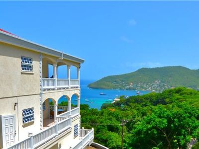 Photo for Caratal Two Bed Apt - Bequia