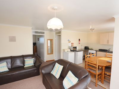 Photo for Family bungalow on holiday park, with pool, sauna, tennis courts, park and more!