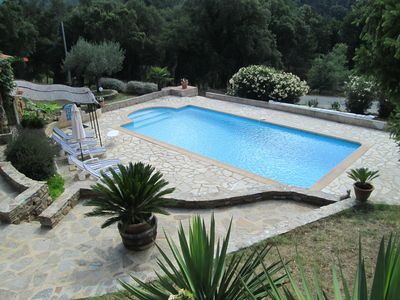 Photo for Adjoining independent T2 apartment Provencal farmhouse