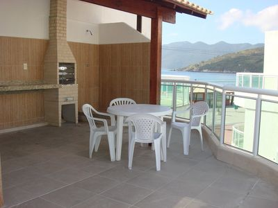 Photo for Beautiful Roof TerracePrivate Barbecue, AR, Cable TV, WiFi, Beach View
