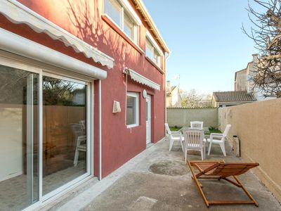 Photo for Dolce Vita - Appartement lumineux avec terrasse - Agde