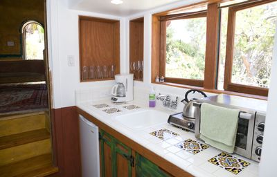 Master Bedroom Kitchenette stunning 1930s with stunning views. - vrbo