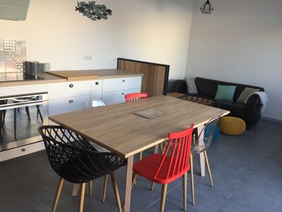 Photo for Fisherman's house in the city center of Saint Gilles Croix de Vie sleeps 6