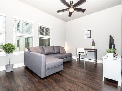 Photo for Stunning Downtown Condo with Rooftop Patio #419