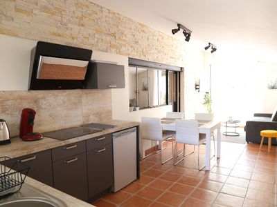 Photo for HEART OF COLLIOURE T2 + PARKING FREE!