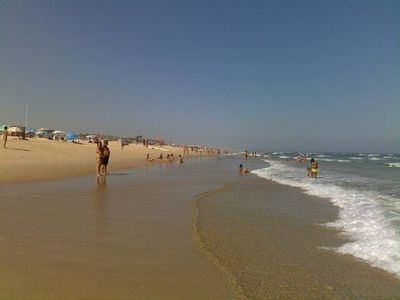 Photo for Apartment in City FISHING next to the Algarve Beach - Santa Luzia Tavira