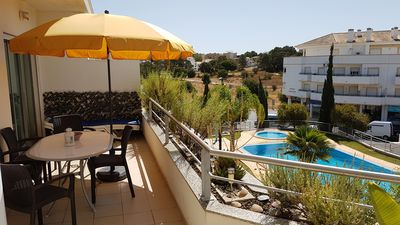 Photo for Excellent 3 bedroom apartment in Albufeira / Olhos de Água