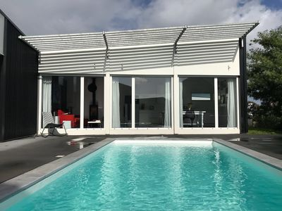 Photo for House 3 Bedrooms Jacuzzi and Heated Pool