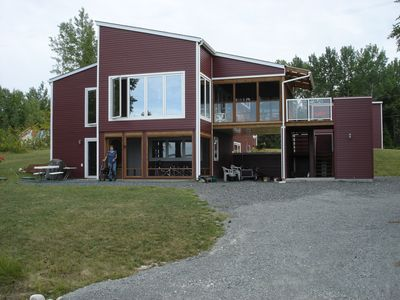 Photo for Modern House on Abram Lake