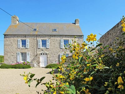 Photo for Vacation home in Reville, Normandy / Normandie - 4 persons, 2 bedrooms