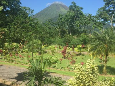 Photo for Sleep VIP with Private room with Arenal Volcano views