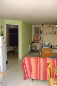 Photo for T2 recently renovated, quiet and green site, 2 km BIOT, 1.5 KM SEA