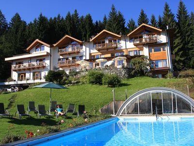 Photo for Paradise near Kitzbühel, Chalet Birke in the hotel garden incl. Hotelpackag