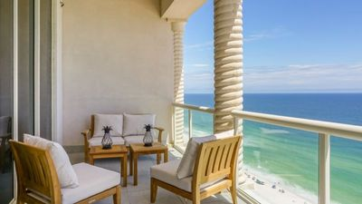 Photo for Beach Club Unit 2104 - Pristine Penthouse with Top Tier Views of Pensacola Beach