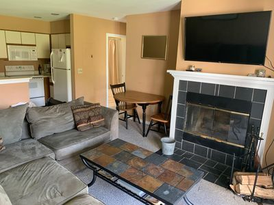Photo for Mount Snow condo -  Moover Shuttle to Resort, pool, WiFi