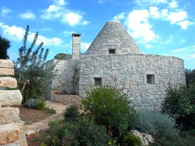 Photo for Trullo and Lamia in Valle d'Itria in nature