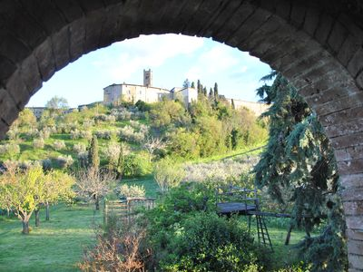"""Photo for """"Casa la Fonte"""" just the place to have a wonderful holiday in the tuscan hills"""