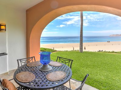 Photo for Amazing Ocean Front Location  VIP package includes Resort Fee at no charge!