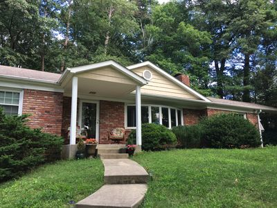 Photo for Great Historic N. Asheville Neighborhood Location. Monthly Rental