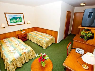Photo for Double room A in the hotel, half board - Hotel Gasthof Lercher
