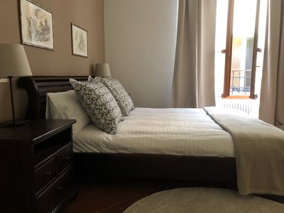 Photo for Spacious and Elegant Apartment of Great Charm in the historic center of Bologna