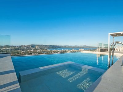 Photo for 4-bedroom Villa Infinity View with private infinity swimming pool
